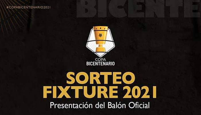 Copa Bicentenario 2021: así quedó el fixture del torneo que reunirá a equipos de la Liga 1 y Liga 2