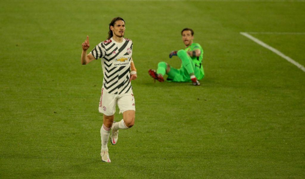 Manchester United perdió 3-2 ante el AS Roma en el Estadio Olímpico pero logró clasificar a la final de la Europa League