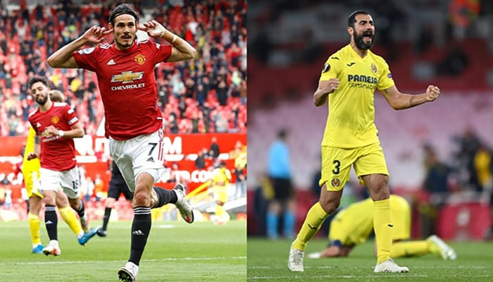 Manchester United y Villareal se enfrentan hoy por la final de la Europa League