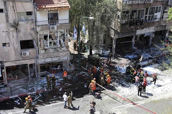 Gaza e Israel marcan su séptimo día de escalada sin vistas a tregua inmediata