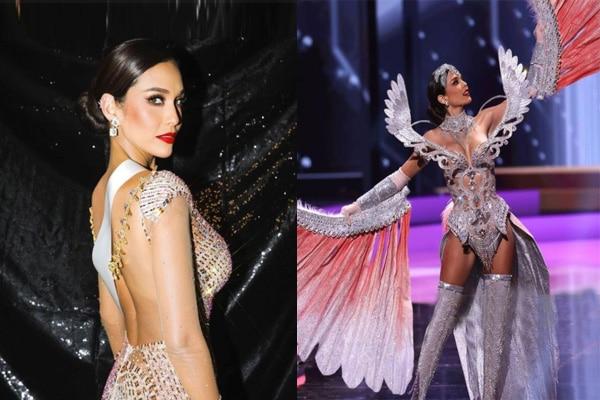 Miss Universo: peruana Janick Maceta queda en tercer lugar en el certamen de belleza