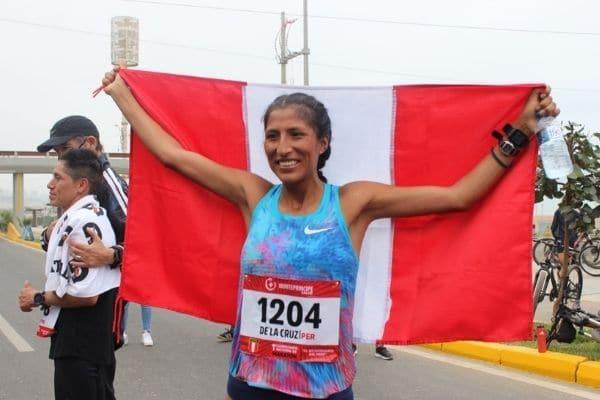 Jovana de la Cruz clasifica a los Juegos Olímpicos de Tokio 2020
