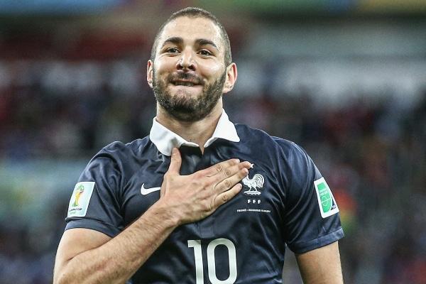 Karim Benzema vuelve a la Selección de Francia para jugar la Eurocopa