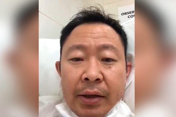 """Kenji Fujimori revela entre lágrimas que se encuentra internado tras contagiarse de covid-19: """"El dolor es insoportable"""""""