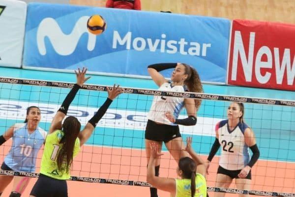 ¡Mates de infarto! Arrancan las semifinales de la Liga Nacional de Voleibol Femenino