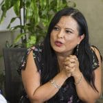 Mirian Morales en Vacunagate de selección
