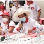 Pedro Castillo ante la AMPE: «El poblador no está pensando en la política, está pensando en cómo se lleva un pan a la boca»