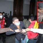 Milicia de Castillo golpea a profesor y rompe cabezas