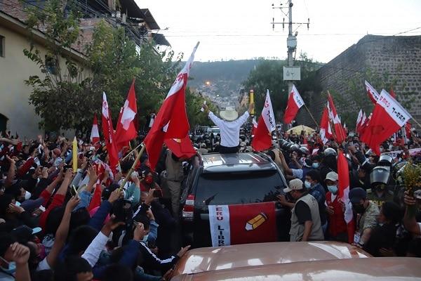 Nuevo ataque de Perú Libre a la prensa