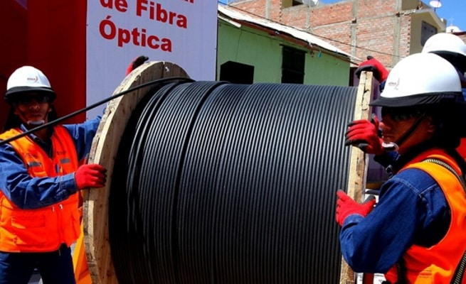 Red Dorsal de Fibra Óptica: concesionario llevará al Perú ante el Ciadi si decide resolver el contrato de manera unilateral