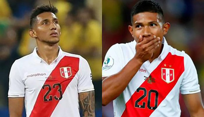 FPF anunció que Edison Flores y Christofer Gonzáles quedan fuera de la convocatoria de la Selección Peruana