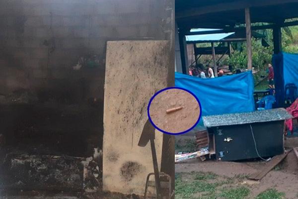 Terrorismo en el Vraem: miembros de Sendero Luminoso calcinaron los cuerpos de dos niños