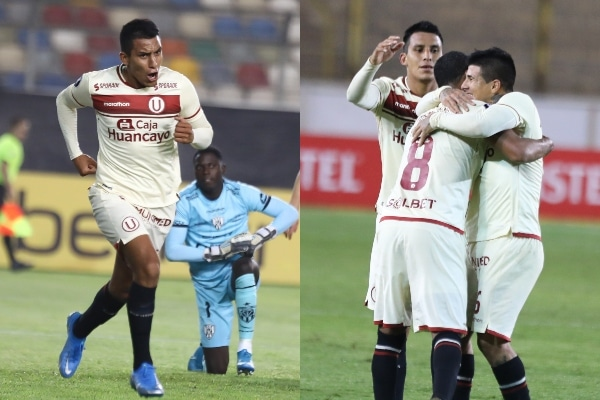 Universitario de Deportes venció 3-2 a Independiente del Valle por la fecha 5 Copa Libertadores