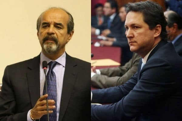 Mulder sobre Daniel Salaverry: «Que un sujeto tan falso y ruin apoye a Castillo permite clarificar la lucha contra los farsantes»