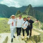 Machu Picchu: expulsan a 'youtubers' de mirador por intentar grabar tiktoks | VIDEO
