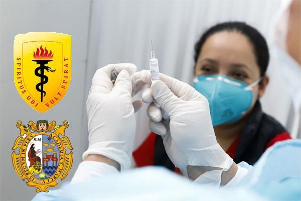 Universidades Cayetano Heredia y San Marcos a voluntarios: «Próximamente informaremos si recibieron la vacuna Beijing, Wuhan o placebo»