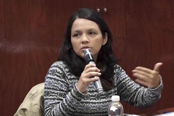 Ministra Durand: «La agresión al exfiscal Avelino Guillén, debe marcar un alto en esta terrible escalada de agresiones»