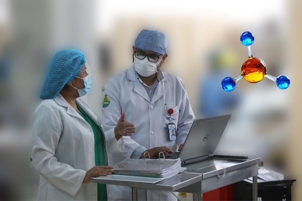 COVID-19: descubre cómo este virus se transporta a la sangre