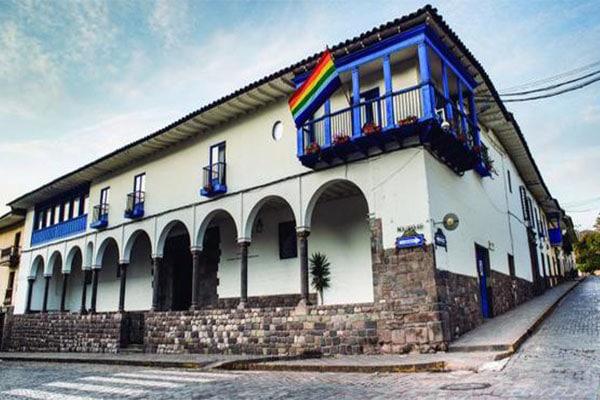 Cusco contará con su primer Escudo Azul