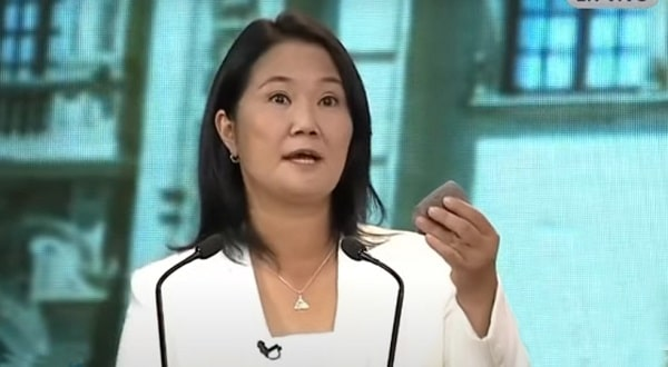 Keiko Fujimori ganó con sus propuestas