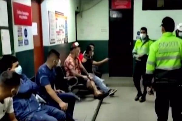 Los Olivos: PNP interviene a 60 personas que participaban en fiesta COVID-19 con orquesta