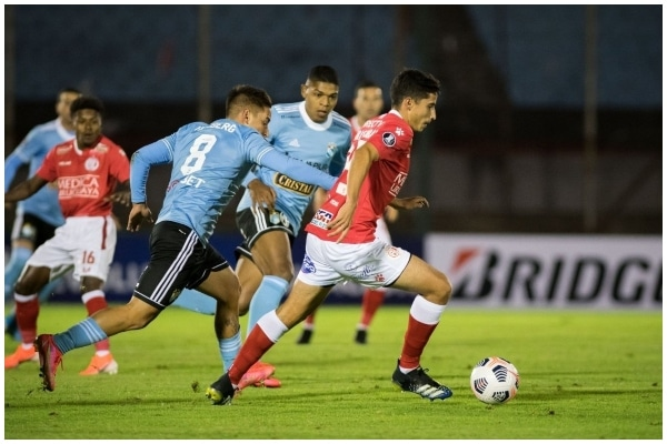 Sporting Cristal igualó sin goles ante Rentistas por la fecha 3 de la Copa Libertadores