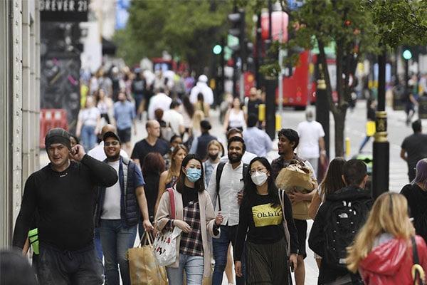 Variante india amenaza a ciudadanos británicos
