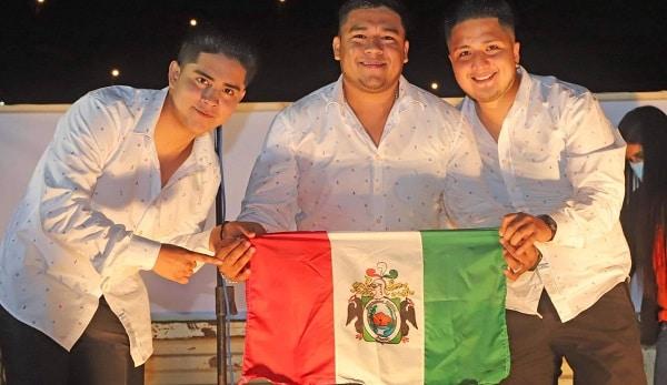 Caribeños de Guadalupe en escenario movil