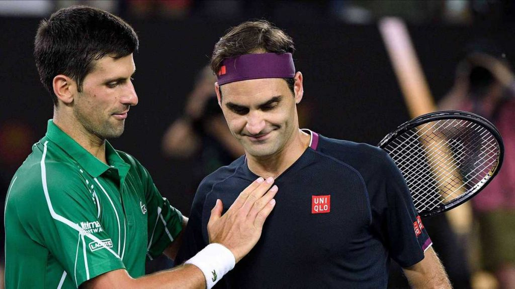 Wimbledon: Djokovic y Federer solo se verán en la final