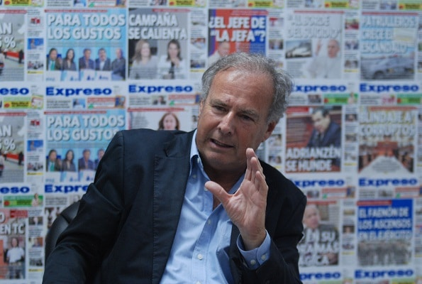 "Alfredo Barnechea: ""En esta elección no se puede ser neutral, voy a votar por Keiko Fujimori"" | VIDEO"