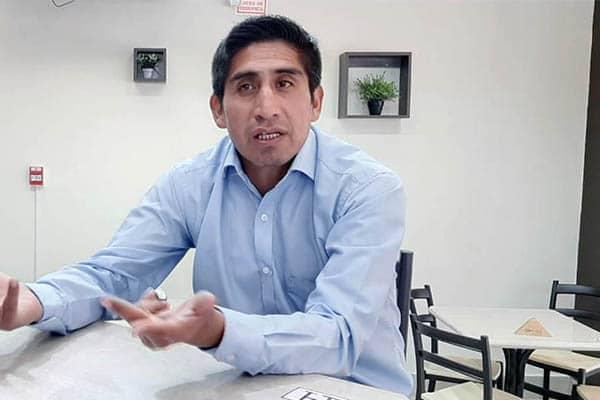 Perú Libre deslinda de Arturo Cárdenas