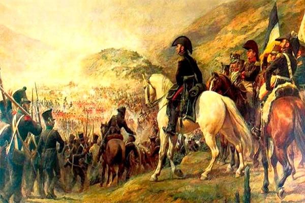 Datos históricos en guía del Bicentenario