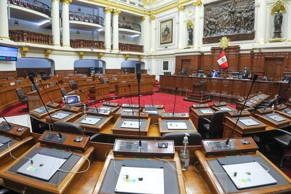 Pleno del Congreso aprobó propuesta que permite establecer una cuarta legislatura