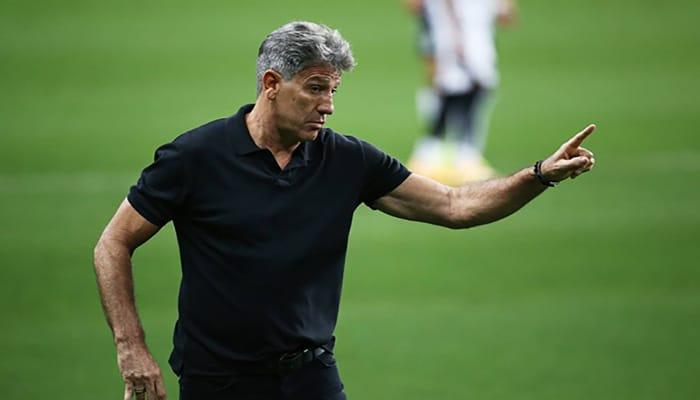 Renato Gaúcho será el nuevo director técnico de Brasil en caso de que Tité decida no disputar la Copa América 2021