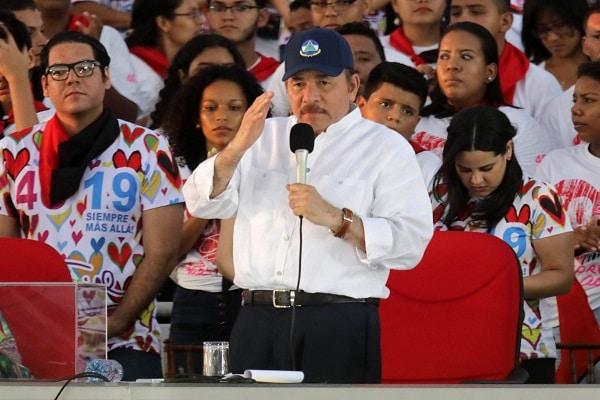 Nicaragua: autoridades diplomáticas de Estados Unidos califican como «dictador» a Daniel Ortega