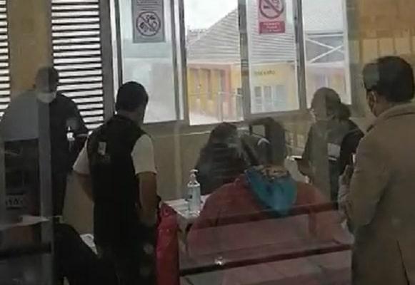 Chiclayo: detienen a personera de Perú Libre con 256 cédulas marcadas | VIDEO