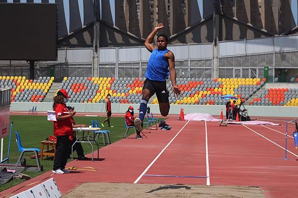Atleta peruano José Luis Mandros logró el primer lugar en el II Encuentro Internacional hacia Tokio realizado en Brasil