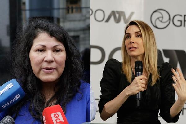Juliana Oxenford a Yesenia Ponce: «Usted no puede exigir como si fuera dueña del programa»