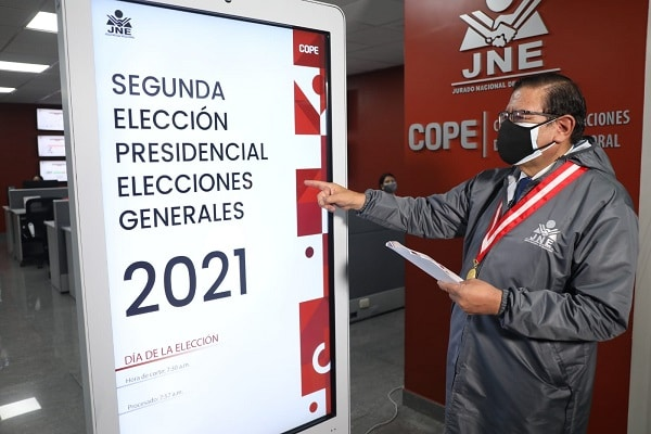 Hasta el 19 de junio los Jurados Electorales Especiales resolvieron el 95% de las 1088 nulidades, informó el JNE