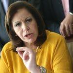 Lourdes Flores sobre declinación de Luis Arce: «Ha sido una bomba atómica en el funcionamiento del JNE»
