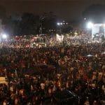 """Keiko Fujimori: así se desarrolló la marcha """"Respeta mi voto""""   FOTOS"""