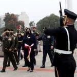 Ministerio de Defensa tomará «acciones legales» contra ex altos mandos de las Fuerzas Armadas por uso de emblemas