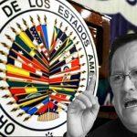 Misión de Observación de la OEA tomó nota de la «insólita» renuncia de Luis Arce al JNE