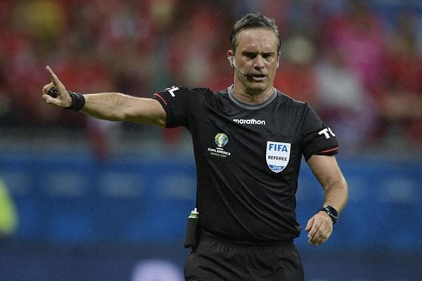 Perú vs. Brasil: el argentino Patricio Loustau será el árbitro en el debut de la 'bicolor' en la Copa América 2021