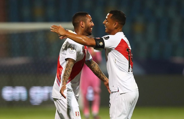 Perú derrotó 2-1 a Colombia por la fecha 3 de la Copa América   VER GOLES