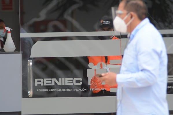 Reniec entregará DNI sin cita hasta el mismo día de la elección