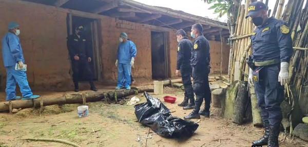 Sujeto asesina a sus abuelos en San Martín