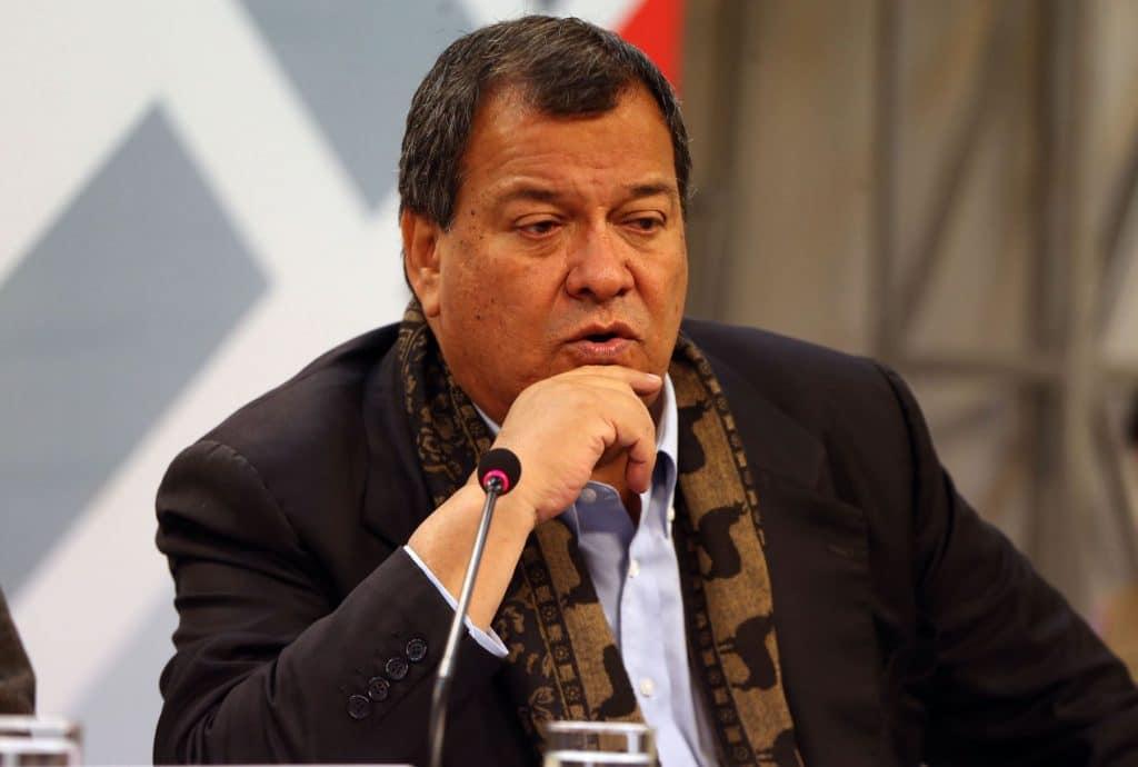 Jorge Nieto: «No he recibido propuestas para ser parte del gabinete, son chismes»