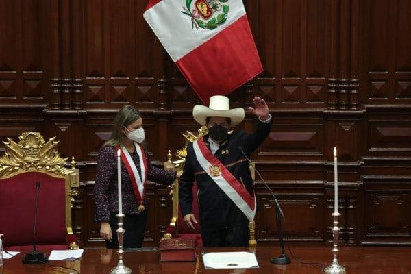 Pedro Castillo en mensaje a la Nación: «La salud física y mental será primera prioridad en este gobierno»