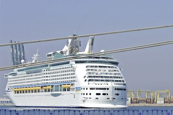 Bahamas: pasajeros a bordo de lujoso crucero se contagiaron de covid-19